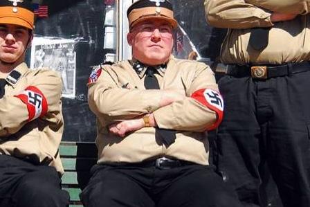 odio i nazisti dell'illinois