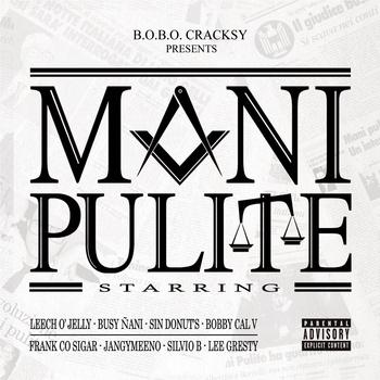 Masso-Copertina dell'album
