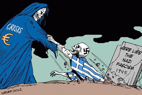 Alba Dorata - Latuff